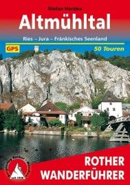 Wandelgids Altmühltal | Rother Verlag | Ries – Jura – Fränkisches Seenland | ISBN 9783763343157