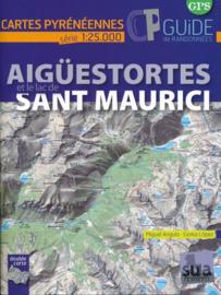 Wandelkaart Aiguestortes i estany de Sant Maurici | Sua edizioak | ISBN 9788482166018