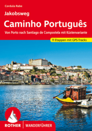 Wandelgids Caminho Português | Rother | ISBN 9783763344529