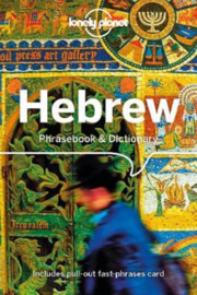 Taalgids Hebrew Phrasebook - Hebreeuws | Lonely Planet | ISBN 9781786573711