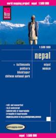 Wegenkaart Nepal | Reise Know How | 1:500.000 | ISBN 9783831773831