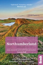 Reisgids Northumberland Slow travel | Bradt guides | ISBN 9781784776084