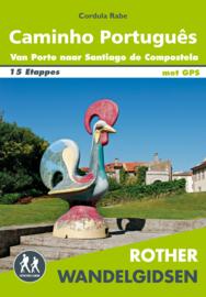 Wandelgids Caminho Português | Elmar - Rother | ISBN 9789038925011