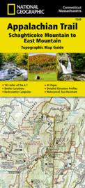 Wandelkaart Appalachian Trail – Springer Mountain to Davenport Gap | 1:63360 | National Geographic 1501 | ISBN 9781597756389