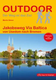Wandelgids-Trekkinggids Via Baltica Pilgrimsroute | Conrad Stein verlag | ISBN 9783866864634