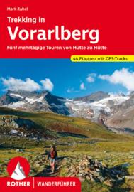 Wandelgids Vorarlberg Mehrtagestouren | Rother | ISBN 9783763345557