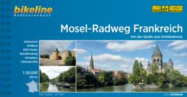 Fietsgids Mosel Radweg Frankreich | Bikeline | 280 km. | ISBN 9783850007832