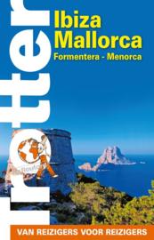Reisgids Mallorca, Menorca, Ibiza & Formentera | Lannoo Trotter | ISBN 9789401432238