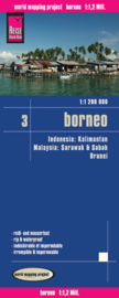 Wegenkaart Borneo | Reise Know how | 1:1.2 miljoen | ISBN 9783831772346