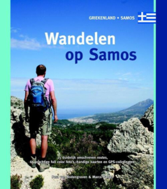Wandelgids Wandelen op Samos   Onedaywalks   ISBN 9789078194231