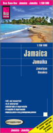 Wegenkaart Jamaica | Reise Know How | ISBN 9783831774098