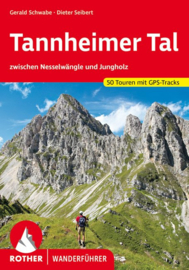 Wandelgids Tannheimer Tal und Jungholz | Rother Verlag | ISBN 9783763342297