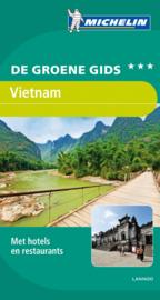 Reisgids Vietnam | Michelin Groene Gids | ISBN 9789020994728