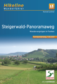 Wandelgids Steigerwald Panoramaweg | Hikeline | ISBN 9783850008570