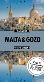 Reisgids Malta & Gozo | Kosmos Wat & Hoe | ISBN 9789021568317