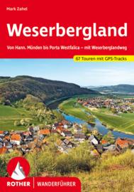 Wandelgids Weserbergland | Rother Verlag | ISBN 9783763345731