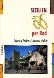 Fietsgids Sizilien per Fahrrad | Kettler Verlag | Sicilië per fiets | ISBN 9783932546457