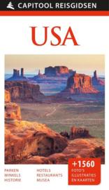 Reisgids USA | Capitool | ISBN 9789000342297