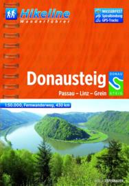 Wandelgids-Trekkinggids Donausteig | Hikeline | ISBN 9783850005265