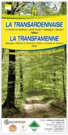Wandelkaart La Transardennaise - De Transardense Route | 1:50 000 | ISBN 9789462354098