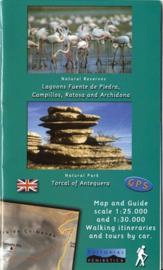 Wandelkaart Torcal de Antequera NP | Editorial Penibetica | 1:30.000 | ISBN 9788493444921