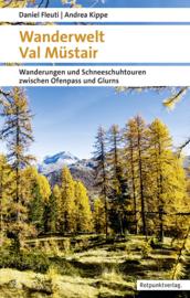 Wandelgids Val Mustair | Rotpunkt Verlag | ISBN 9783858697806
