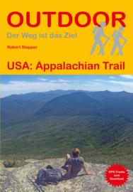 Wandelgids Appalachian Trail | Conrad Stein Verlag | ISBN 9783866865433