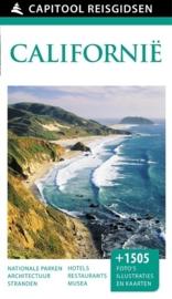Reisgids Californië |  Capitool | ISBN 9789000341535
