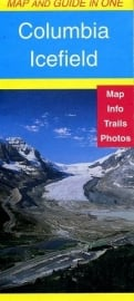Wandel - Wegenkaart  Columbia Icefield Guide & Map | GEM Trek nr. 2 | 1:75.000 | ISBN 9781895526257