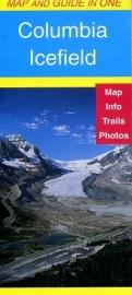 Wandel - Wegenkaart  Columbia Icefield Guide & Map | GEM Trek nr. 2 | 1:75.000 | ISBN 9781895526257