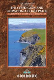 Wandelgids - Trekkinggids The Ceredigion and Snowdonia Coast Paths | Cicerone | ISBN 9781852847388