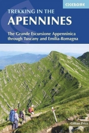 Wandelgids Apennijnen - Trekking in the Apennines | Cicerone | ISBN 9781852847661