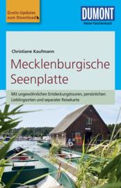 Reisgids Mecklenburgischer Seenplatte | Dumont Verlag | ISBN 9783770174768