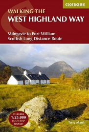 Wandelgids-Trekkinggids West Highland Way | Cicerone | ISBN 9781852848576