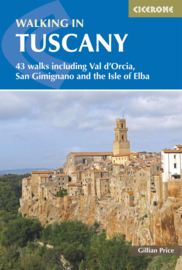 Wandelgids Walking in Tuscany | Cicerone | ISBN 9781852847128