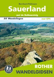 Wandelgids Sauerland met de Rothaarsteig | Elmar | ISBN 9789038925608