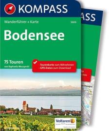 Wandelgids Bodensee  - noord en zuidzijde | Kompass | ISBN 9783990441466