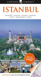 Stadsgids Istanbul | Capitool  Compact | ISBN 9789047519096