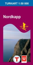 Wandelkaart Nordkapp - Noordkaap 2213 | Nordeca | 1:50.000 | ISBN 7046660022139