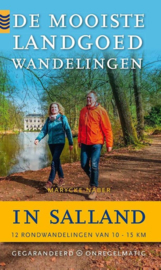 Wandelgids De mooiste landgoedwandelingen in Salland | Gegarandeerd Onregelmatig | ISBN 9789078641599