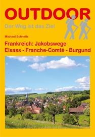 Wandelgids - Trekkinggids Elsass - Franche Comté - Burgund | Conrad Stein | ISBN 9783866863699