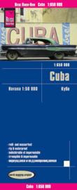 Wegenkaart Cuba | Reise Know How | 1:850.000 | ISBN 9783831773121