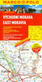 Wegenkaart-Fietskaart Ostmähren - Tsjechië Map nr. 03 | Marco Polo | 1:200.000 | ISBN 9783829740531