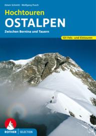 Trekkinggids Hochtouren Ostalpen | Rother Verlag | ISBN 9783763330102