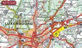 Wegenkaart Luxemburg 2019 | Michelin | 1:150.000 | ISBN 9782067236479