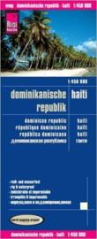 Wegenkaart Dominicaanse Republiek - Haiti   Reise Know How   1:450.000   ISBN 9783831772902