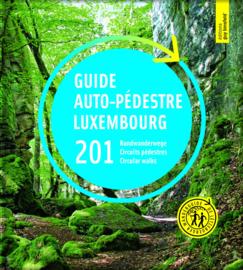 Wandelgids 201 Rambling Routes Luxemburg   Editions Guy Binsfeld   ISBN 9789995942403
