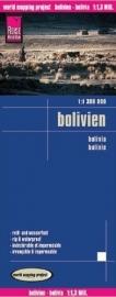 Wegenkaart Bolivia - Bolivien | Reise Know how | 1:1,3 miljoen | ISBN 9783831772766