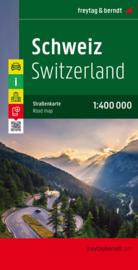 Wegenkaart Zwitserland | Freytag & Berndt | 1:400.000 | ISBN 9783707903263
