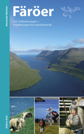 Reisgids Faroer Inseln | Edition Elch | Faroer Eilanden | ISBN 9783937452289